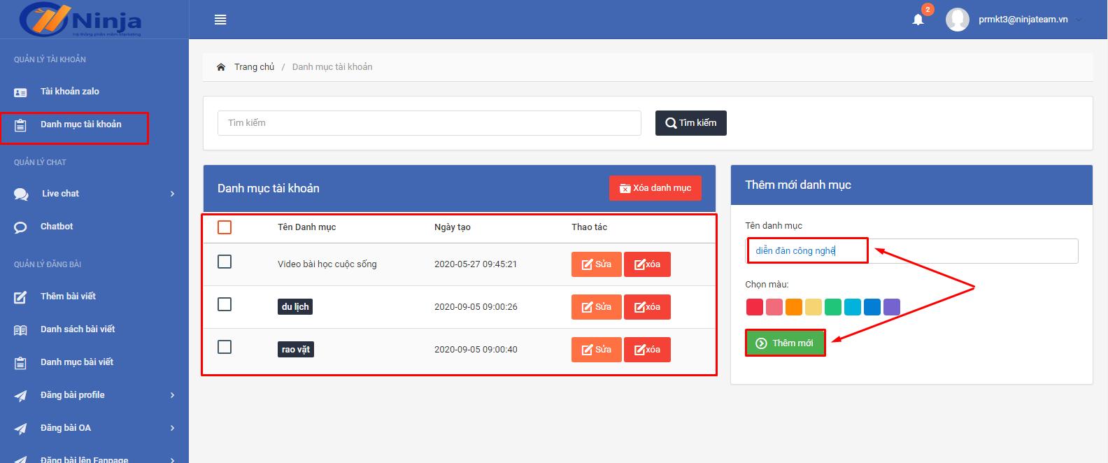 Công cụ quản lý bán hàng Zalo tự động hiệu quả, tự động